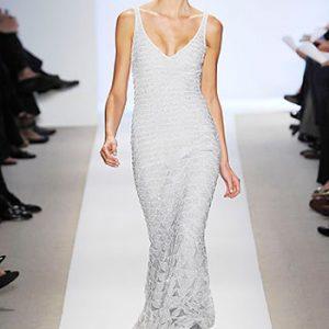 Wedding dress (Slim Line Style)