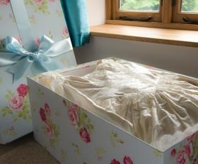 The Extra Large Wedding Dress storage Box