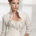 bolero wedding jacket