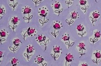 Daisy Patch Lavender and Pink (Price Band B)