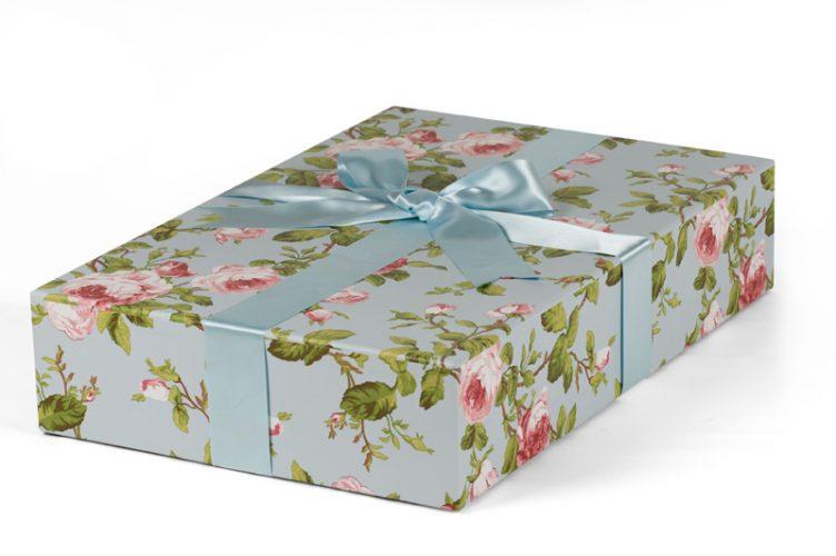 A-line – Fishtail style Premium Box