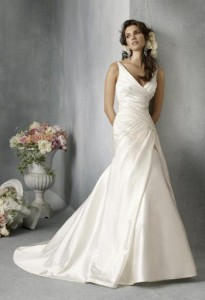 A-Line or Fishtail dress