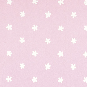 Simple Flowers Pink  (Price band A)